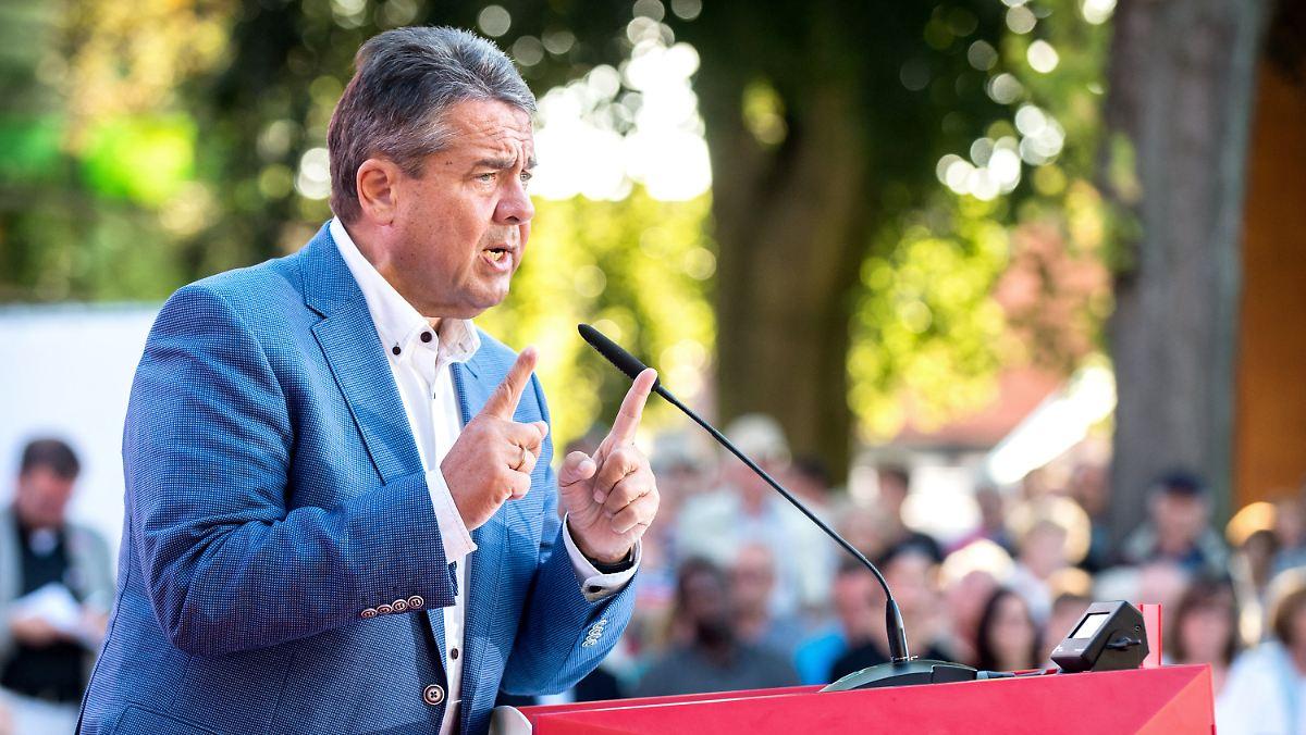 Laut Gabriel will Merkel Dieselverbot ab 2030