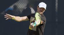 US Open: Kampf und Leidenschaft: Zverev, Görges und Mayer mischen weiter mit