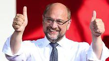 Person der Woche: Schulz kämpft ab jetzt gegen Gabriel