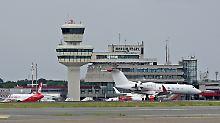 Der Flughafen Tegel sollte eigentlich schon längst geschlossen sein.