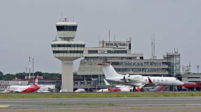 Funktionsfähiger Flughafen in stadtnaher Lage: Befürworter einer Weiternutzung wollen die Vorteile des Airports erhalten.