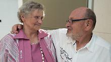 72 Jahre nach Kriegsende: Geschwister finden zueinander