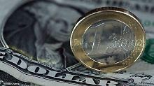 Kursspitze im Devisenhandel: Euro erreicht Zweieinhalb-Jahres-Hoch