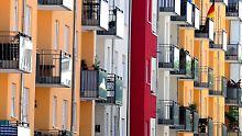 Einschätzung der Bundesbank: Immobilienpreise stiegen 2017 langsamer