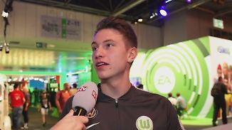 """VfL Wolfsburgs """"Timox"""" über E-Sport: """"Man kann ganz gut davon leben"""""""