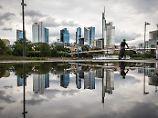 Kräftige Gewinnrückgänge: Banken leiden weiter unter Niedrigzinsen