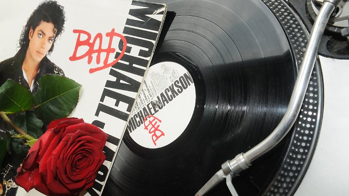 "Ein absoluter Klassiker: Michael Jacksons ""Bad""-Album."