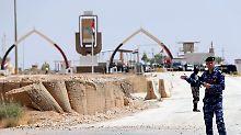 Der Tag: Jordanien und Irak öffnen gemeinsame Grenze wieder
