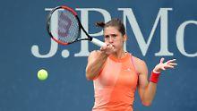 """Freud und Leid bei den US Open: Andrea Petkovic """"muss da durch"""""""