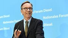 Machtwechsel beim VDA?: Chef-Lobbyist Wissmanns Stuhl wackelt
