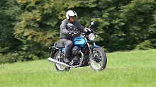 Die Moto Guzzi V7 III ist ein echter Einsteiger für Retro-Fans.