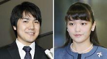 Kaiserhof sorgt sich um Zukunft: Japans Prinzessin Mako heiratet Bürgerlichen