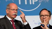"""""""Das ist völlig abwegig"""": Daimler dementiert Wissmann-Bericht"""