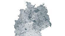 Blick in die Polizeistatistik: So kriminell ist Deutschland