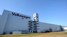 VW-Werk in Chattanooga.