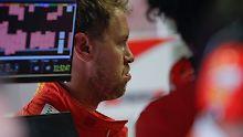 Mercedes dominiert in Monza: Vettel droht nächste Heimspiel-Enttäuschung