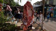 Das Islamische Opferfest: Am höchsten Feiertag fließt viel Blut