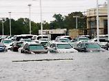 """Anleger spekulieren,dass viele der durch Hurrikan """"Harvey"""" zerstörten Fahrzeuge zügig ersetzt werden."""