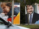 Merkel redet lieber über Jamaika: Linke drängt Schulz zu Groko-Absage
