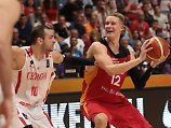 DBB besiegt Überraschungsteam: Basketball-Papa Benzing frustriert Georgien