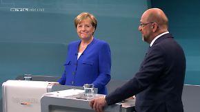 Das war der Morgen bei n-tv: TV-Duell endet ohne klaren Sieger