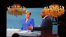 """Zwei Kandidaten, eine Meinung: """"Es sollte ein Duell sein - es wurde ein Duett"""""""