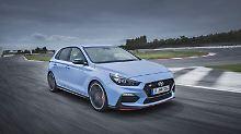 Die Antwort von Hyundai auf GTI und Co. heißt i30N und wird auf der IAA erstmals einem breiten Publikum vorgestellt.