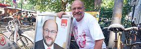 Wahlkampf mit Walter Schulz: Wenn der kleine Bruder Kanzler werden will