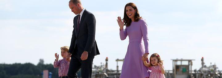 Drittes Kind für Prinzenpaar: William und Kate erwarten royalen Nachwuchs