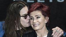 """""""Mit ihnen hat er mich betrogen"""": Sharon Osbourne kennt Ozzys Affären"""