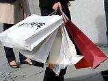 Die deutsche Binnenwirtschaft profitiert von der gestiegenen Ausgabefreudigkeit.