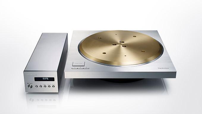 Der Technics SP-10R soll einen fast perfekten Klang liefern.