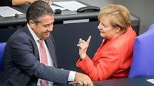 Generaldebatte im Bundestag: Die SPD wagt den unmöglichen Spagat