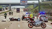 Polizei kassiert Handy ein: Gaffer filmt sterbendes Unfallopfer