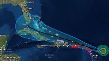 """Warnung vor Hurrikan """"Irma"""": Touristen müssen Süden Floridas verlassen"""