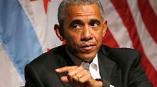 """""""Grausam und falsch"""": Obama kritisiert Trumps """"Dreamer""""-Cut"""