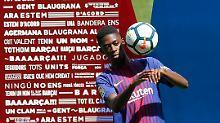 Der Sport-Tag: Dembélé muss nach BVB-Streik ins Barca-Einzeltraining