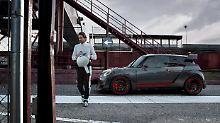 Mit dem Mini Cooper Works GP bringen die Briten einen echten Racer für den Rundkurs.