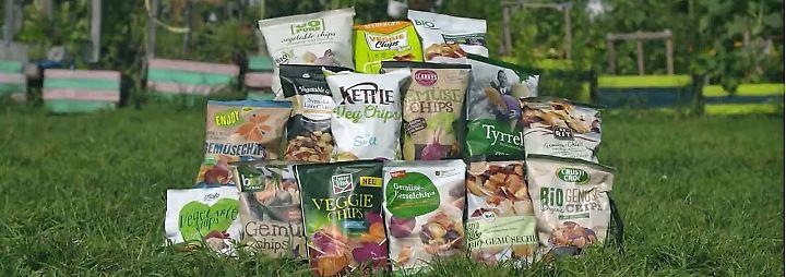 n-tv Ratgeber: Gemüsechips fallen durch