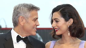 Promi-News des Tages: Clooneys nehmen irakischen Flüchtling auf