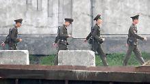 Reaktion auf Sanktionen: Nordkorea droht mit Vergeltung