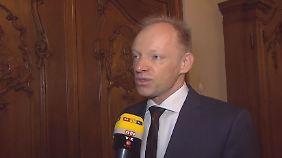 """Ifo-Chef Fuest zur Geldpolitik der EZB: """"Ich denke, es ist Zeit, vom Gas runter zu gehen"""""""