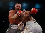 """Wladimir Klitschko gegen Anthony Joshua: """"Ein Kampf, der mich gelehrt hat, dass man manchmal mit einer Niederlage mehr gewinnen kann, als mit einem Sieg."""""""