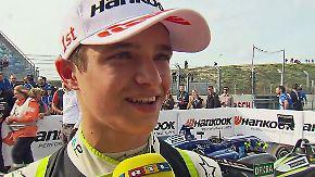 Günther jagt englischen Neuling: 17-Jähriger wirbelt Formel 3 durcheinander