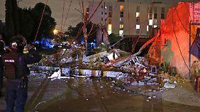 Erdstoß der Stärke 8,4: Schweres Erdbeben löst Tsunami-Warnung für Mexiko aus
