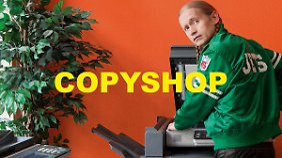 """Das Album """"Copyshop"""" ist ab sofort erhältlich."""