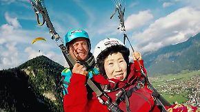 """Oma, wir haben den Jackpot!"": 71-jährige Koreanerin erobert YouTube"