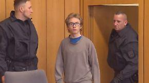 """""""Reine Mordlust"""" als Motiv: Marcel H. zeigt vor Gericht keinerlei Emotion"""