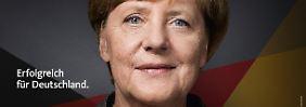 Dritte Welle und heiße Phase: CDU setzt am Ende ganz auf Merkel