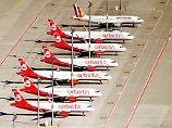 Käufer für Air Berlin bringen sich in Stellung.